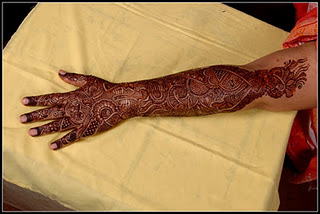 Mehndi Designs On Hips : Latest bridal mehndi designs zentrader