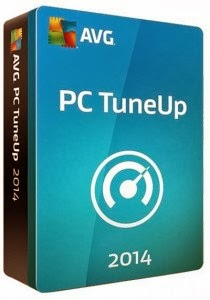 AVG PC TuneUp 2013, 2014 Serial Number, Keys, License Code Free