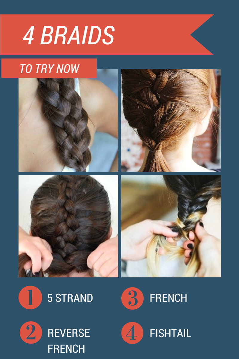 4 Braid Ideas to Try