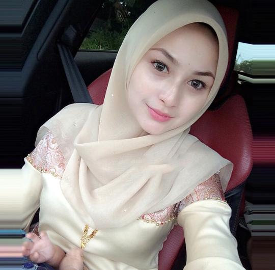 Lorem Ipsum Gadis Jilbab Selfie Cantik