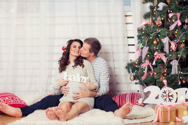 ждем малыша с мужем