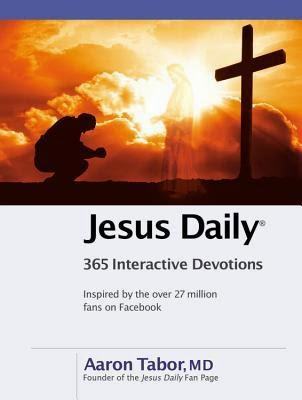 Giveaway - 1 Copy of Jesus Daily and 1 T-shirt