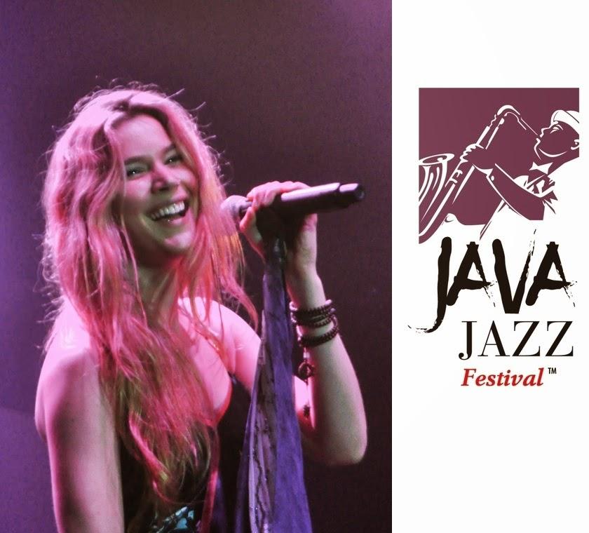 vuelo de la esfinge - Joss Stone Java Jazz Festival2013/