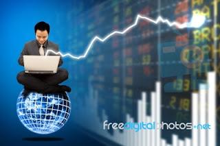 Public stock increases business market exposure