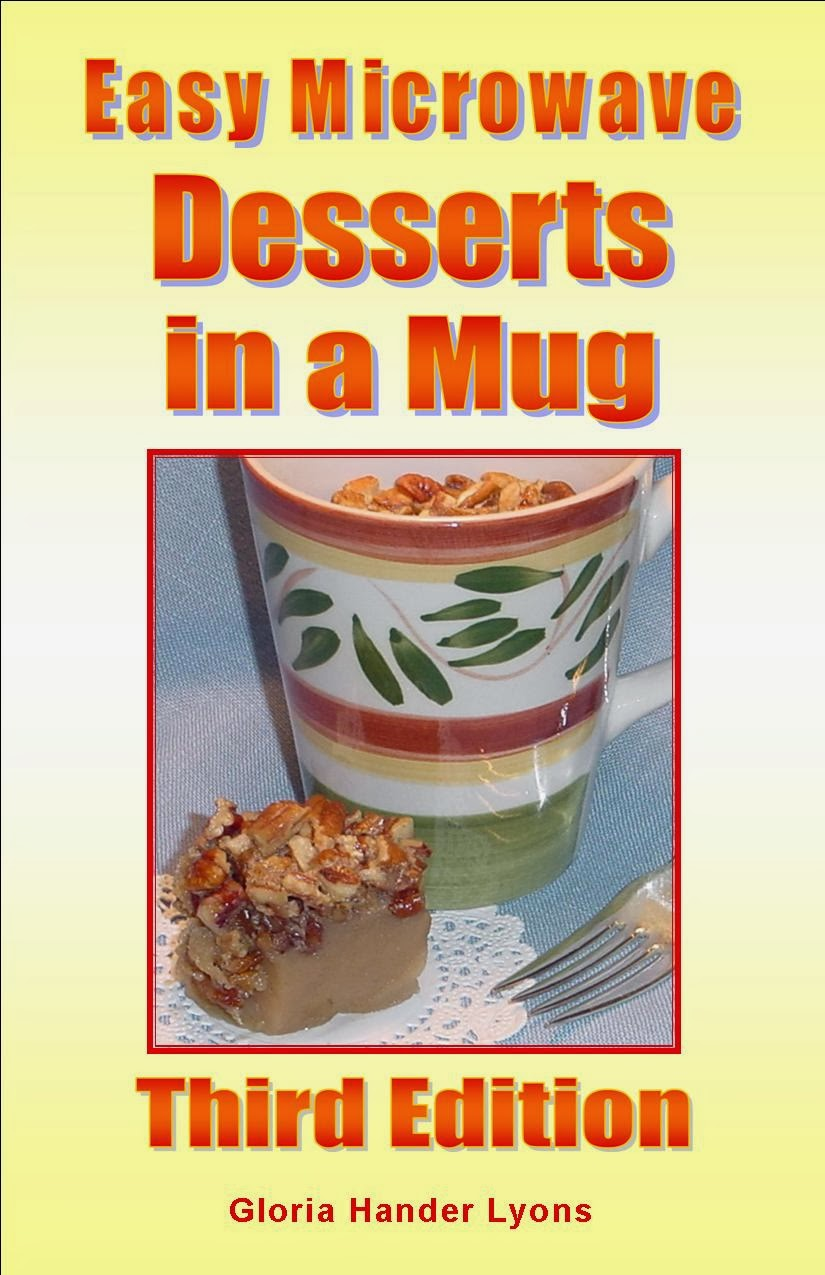 Easy Microwave Desserts in a Mug