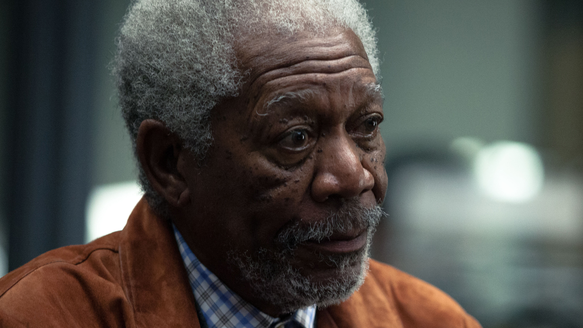 Morgan freeman movie president