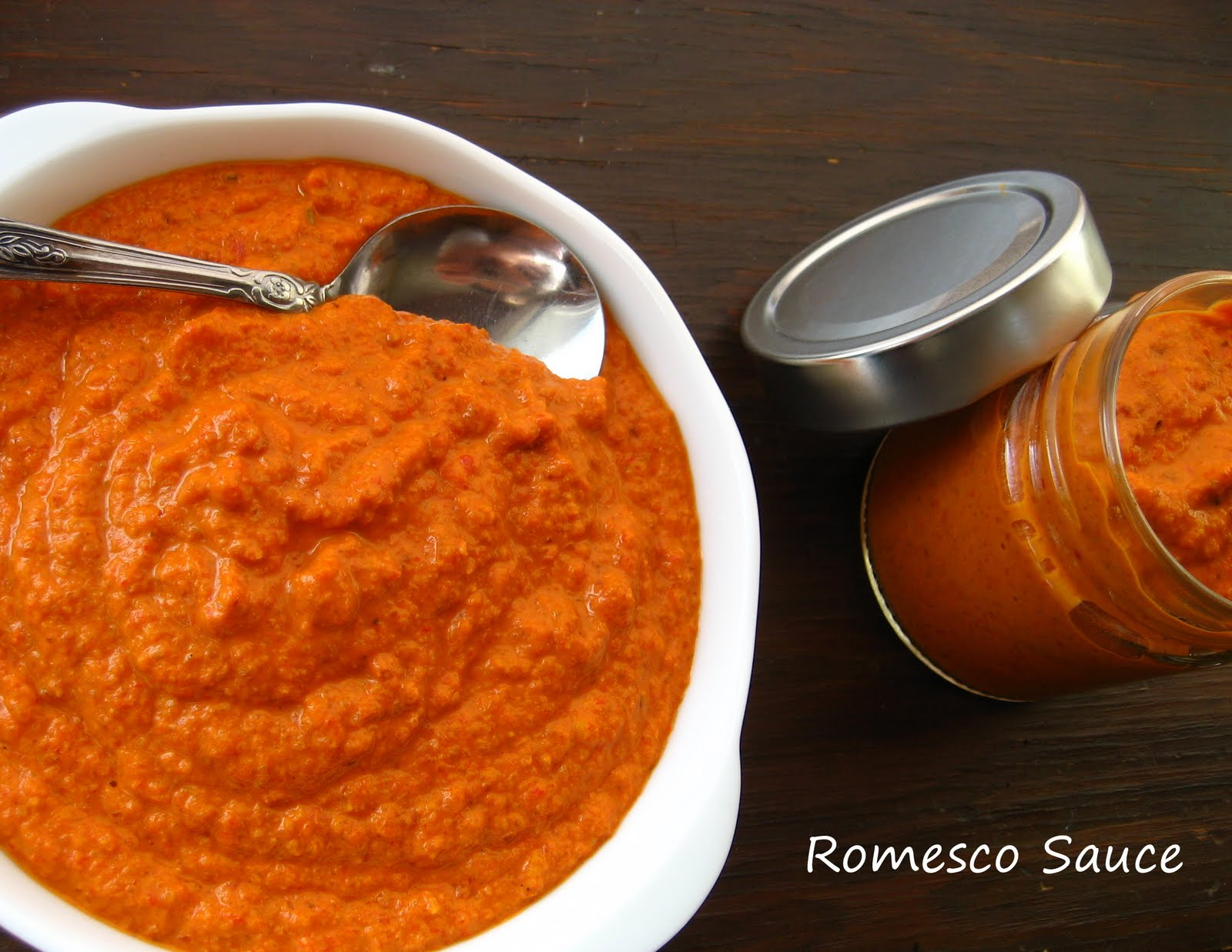 Spanish Romesco Sauce Recipe — Dishmaps