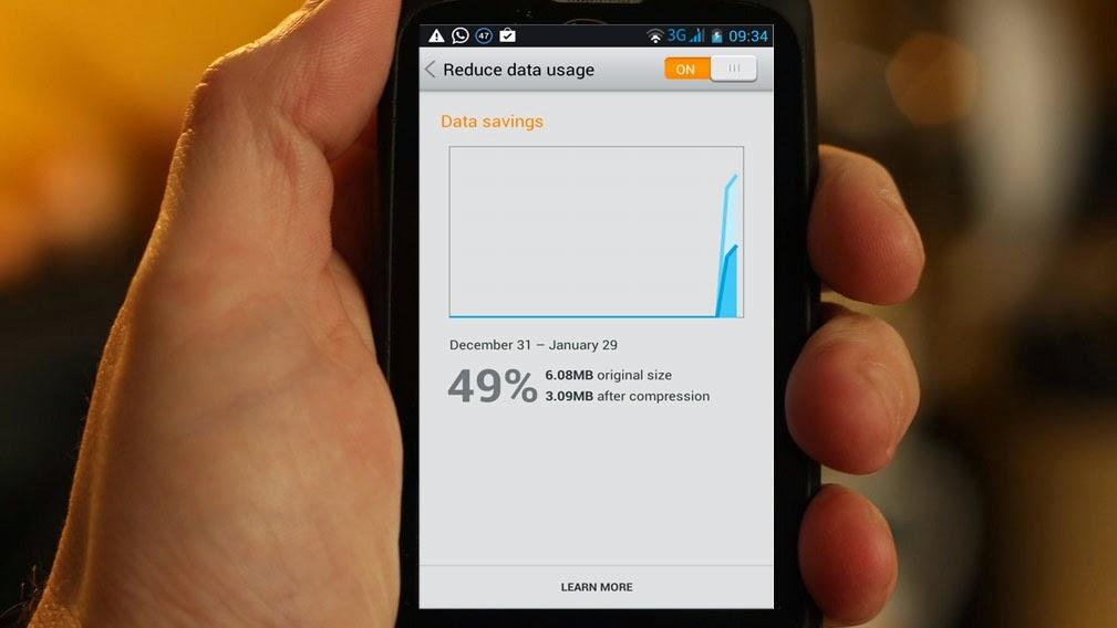 Cara Menghemat Kuota 1GB untuk 1 Bulan Untuk Android