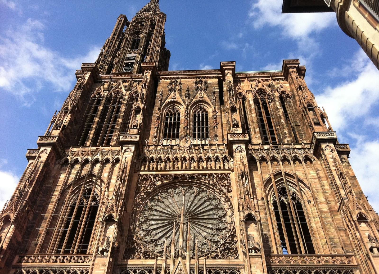Страсбург Вікіпедія