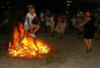 Οι φωτιές του Αϊ Γιάννη του Κλήδονα. Παραμονή Γενεθλίου Αγίου Ιωάννου του Προδρόμου (24 Ιουνίου)