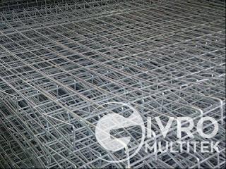 Produksi Pagar BRC Harga Pabrik