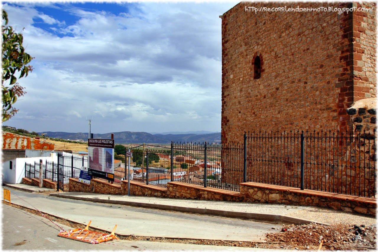 torre de Terrinches, centro interpretativo Orden Santiago