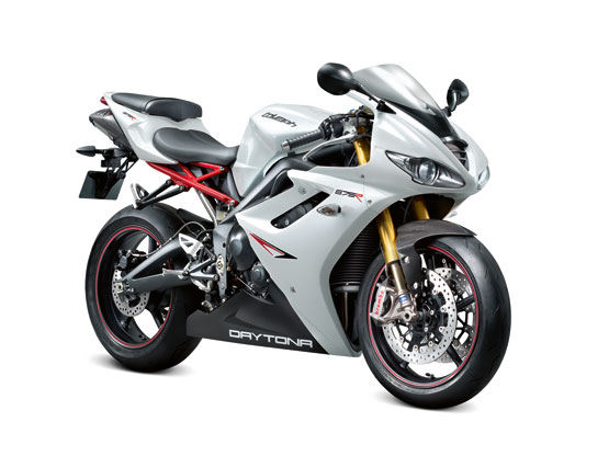 2011 New Triumph Daytona 675R