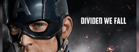 Guerra Civil: Ainda não viu o trailer? Corre lá que tá imperdível.