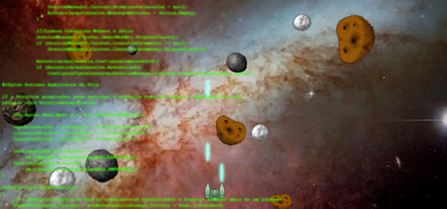 GameDev #13: É hora de fazer chover asteroides no seu jogo