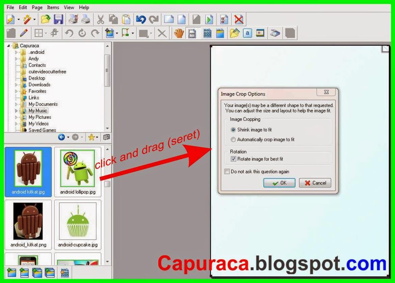 Software untuk cetak foto, cara pakai pics print, software untuk usaha cetak foto,