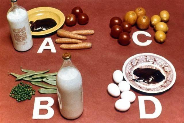 Vitaminas para aumentar masa muscular rápidamente