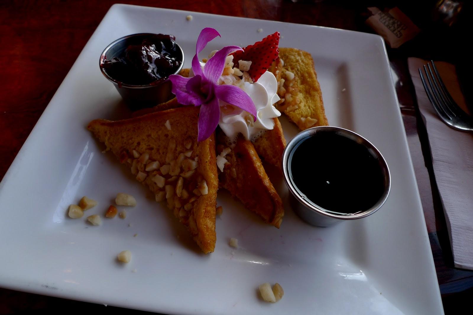 Self indulging in hawaii the fish hopper for Fish hopper menu