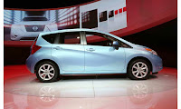 Nissan Versa Note Design and Performance