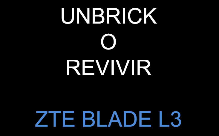 super-buried iOS zte blade l3 stock rom photos and chat