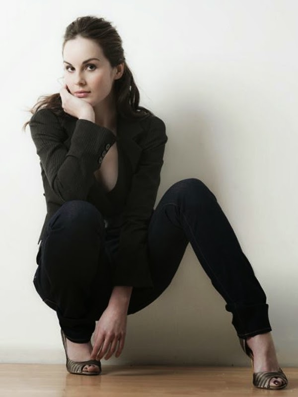 Michelle Dockery (England)