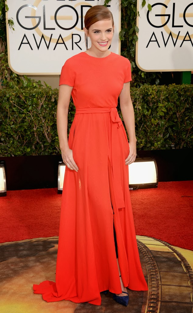 Opinion her golden globes redhead