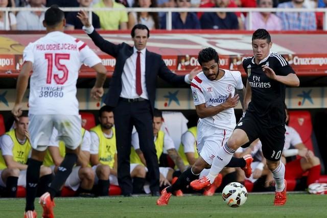 Pelatih Sevilla Bangga Bisa Kalahkan Real Madrid