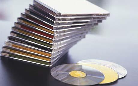 Top 10 - Os Discos Mais Vendidos do Mundo