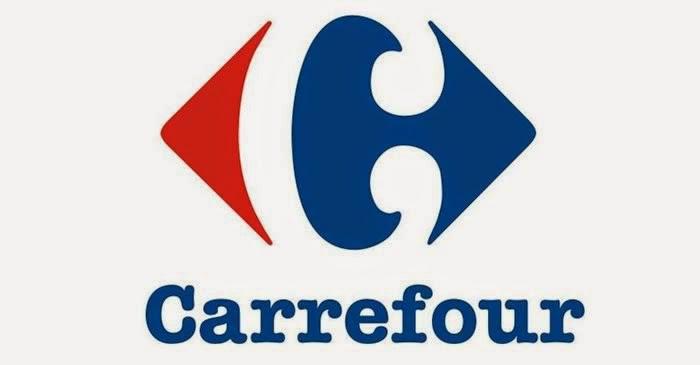 Poucas pessoas sabem da letra oculta no losango bicolor do Carrefour. Confira essa curiosidade.
