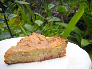 Picture of breadfruit pie