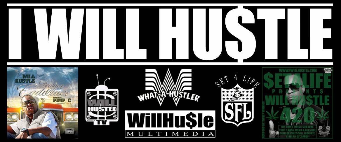 I Will Hustle