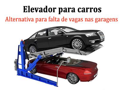 Valberto Matos Elevador Para Carros Alternativa Para