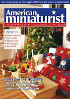 American Miniaturist:  Dec 2009