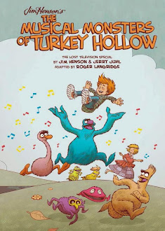 """Jim Henson's The Musical Monsters of Turkey Hollow"" Comic Book available October 1st !"