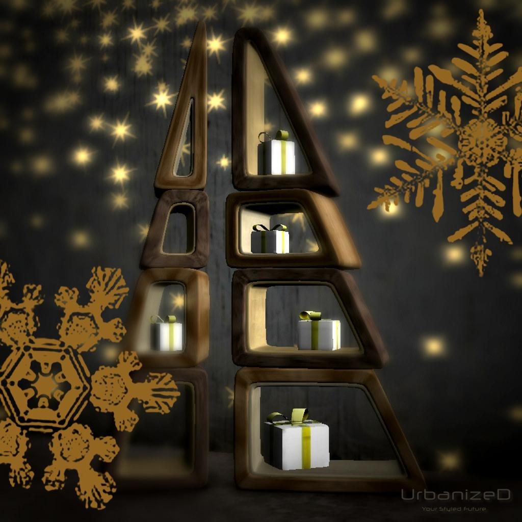 UrbanizeD: All I Want For Christmas Is... An UrbanizeD Xmas Tree