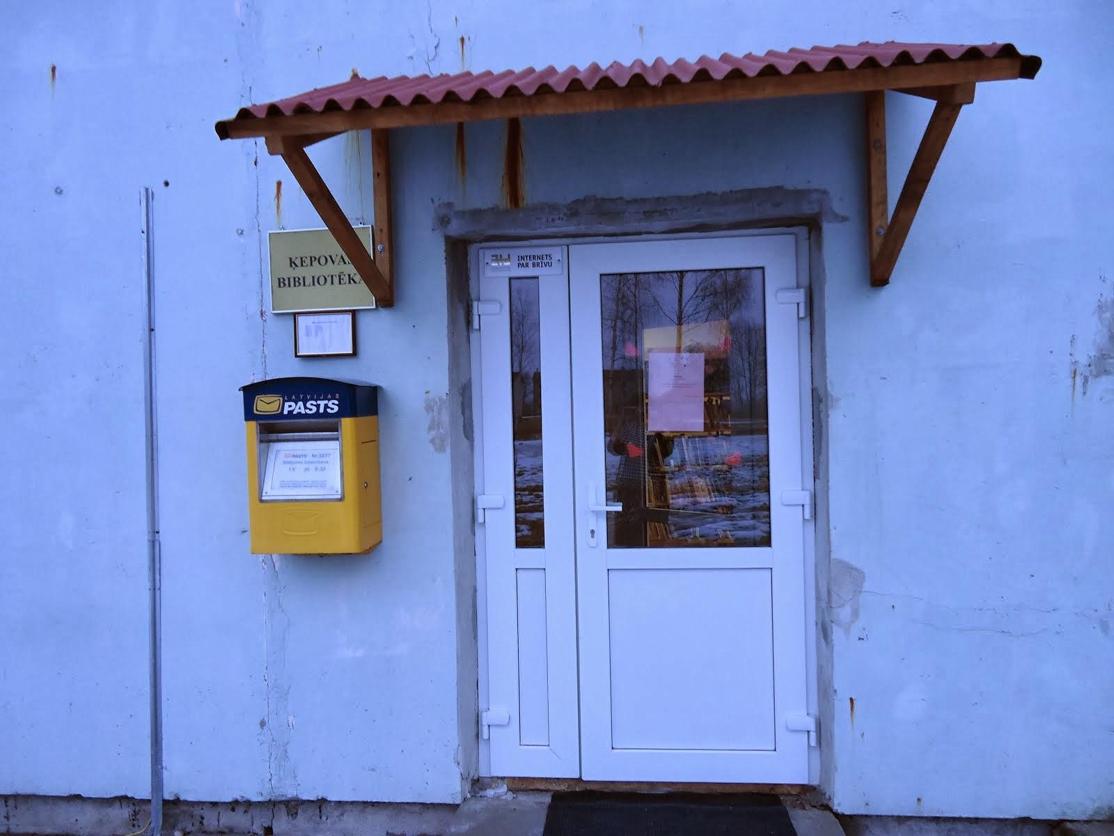 Ķepovas pagasta tautas bibliotēka