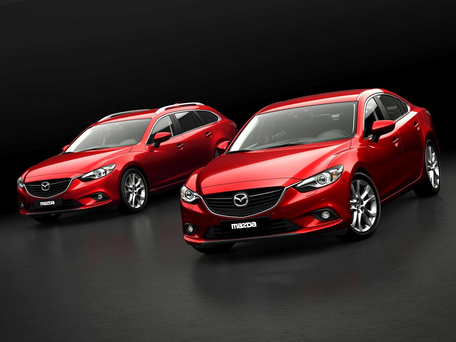 Mazda 3 Cargo Space Dimensions >> Nancys Car Designs: 2013 Mazda 6 Wagon