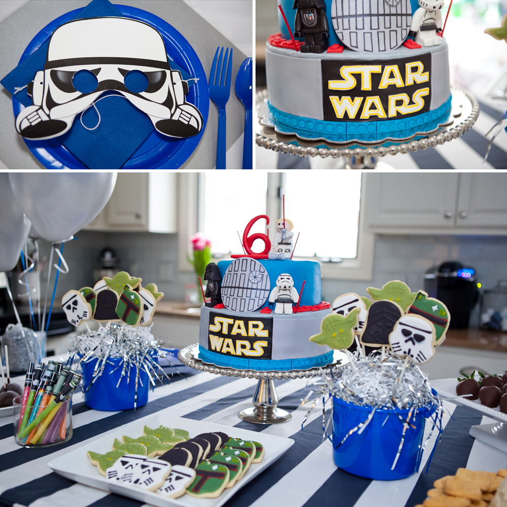 Jennifer V Designs And More...: Jack's 6th Birthday