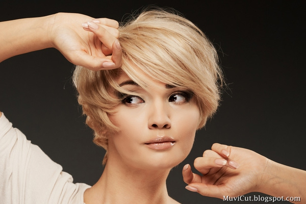 Cute Short Hairstyles for Girls: Most preferred Hairstyle  MuviCut Hairstyle