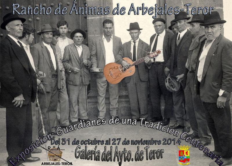 Exposición sobre el Rancho de Ánimas de Arbejales-Teror