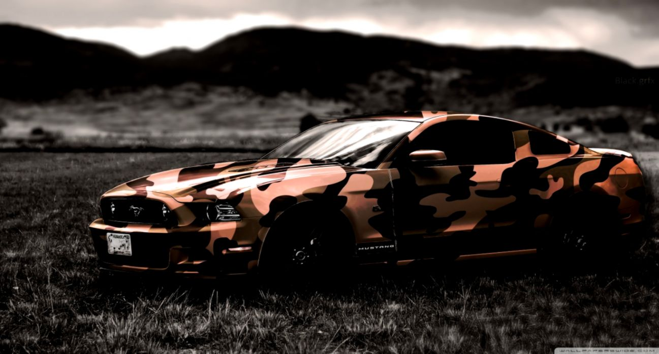 Cute Ford Mustang Hd Wallpapers 1080p Best Image Background