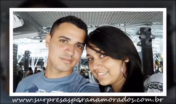 vídeo romântico