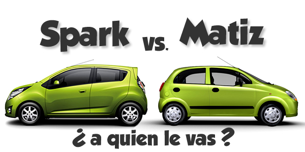 chevrolet spark vs matiz