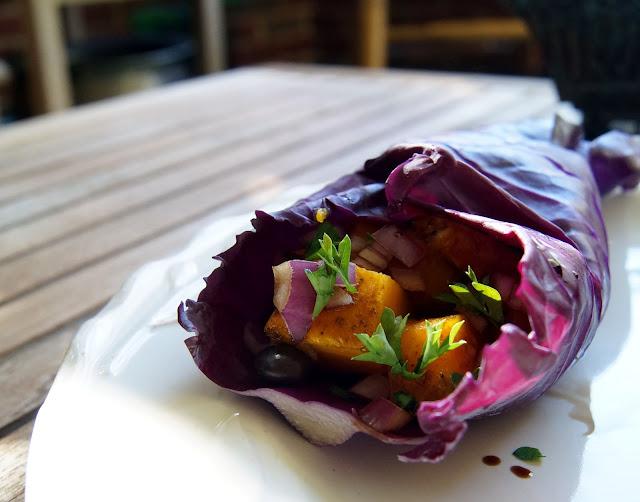 The Fresh Beet: Recipe Redux: Butternut Squash and Black ...