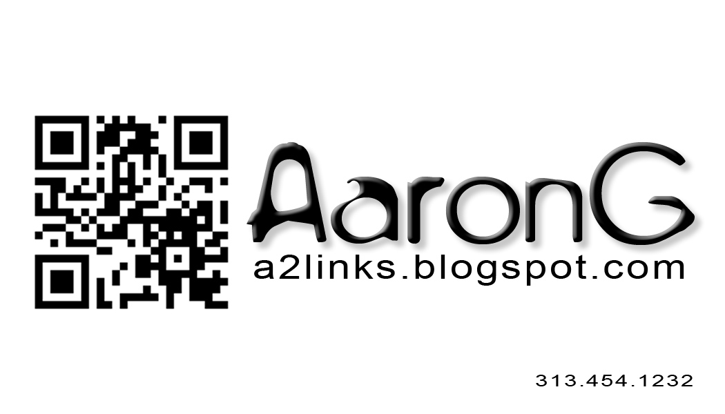 AaronGTV Links