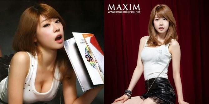 Artis Korea Di Majalah Dewasa