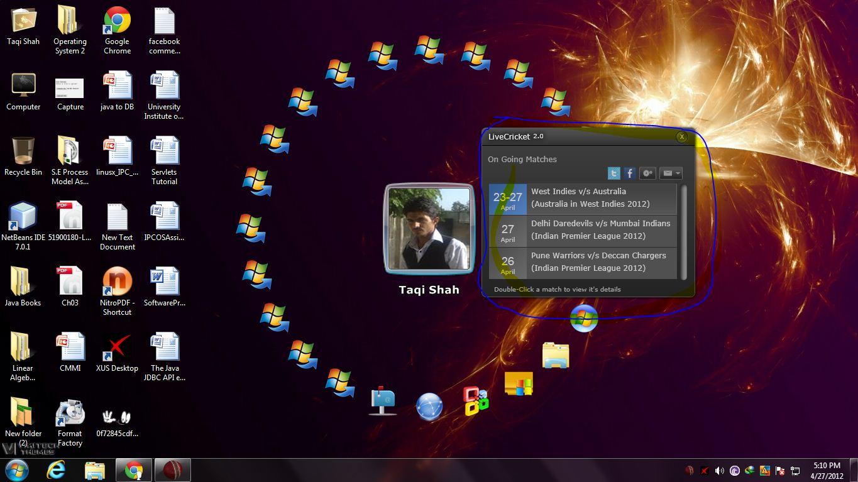 LiveCricket (free) download Windows version