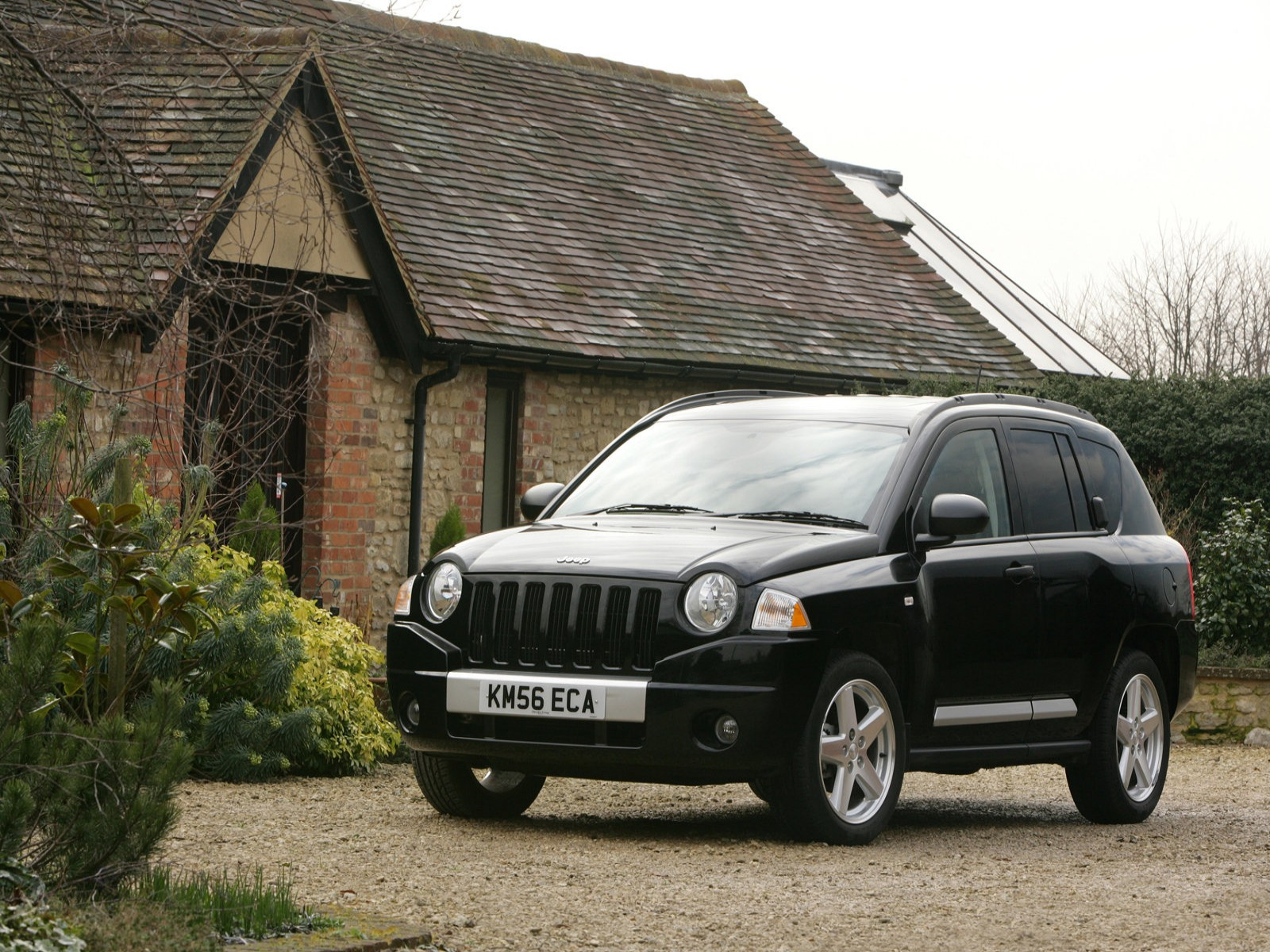 car pictures jeep compass uk version 2007. Black Bedroom Furniture Sets. Home Design Ideas