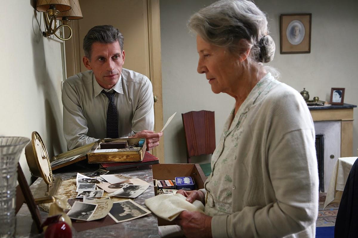 Jacques Gamblin et Catherine Sola à Alger, dans Le Premier Homme de Gianni Amelio