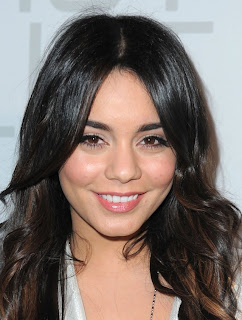 Celebrity Vanessa Hudgens Hairstyles Gallery